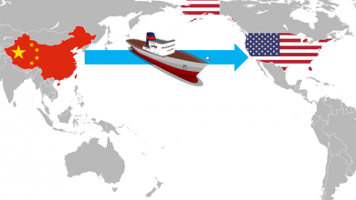 Photo of How much does it cost to ship from China to the USA?