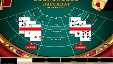 Photo of BACCARAT RULES – BASIC RULES OF THE GAME