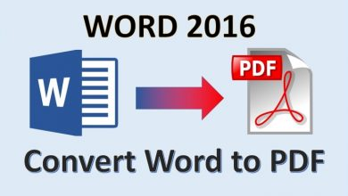 Photo of Get Any Word to PDF: convert doc to pdf for free