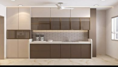 Photo of 7 WAYS TO MAKE YOUR KITCHEN LOOK MORE SPACIOUS