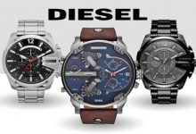 Photo of These Are The Best Men's Oversized Watches From Diesel