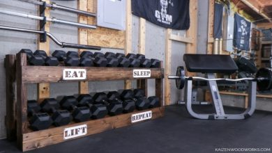 Photo of How To Make A Dumbbell Rack?
