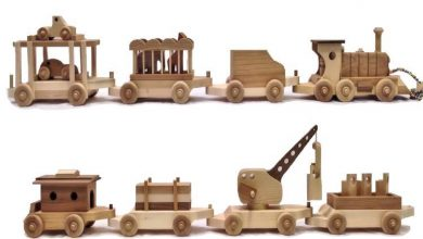 Photo of 3 Reasons Why Wooden Toys Are Better For Your Kids