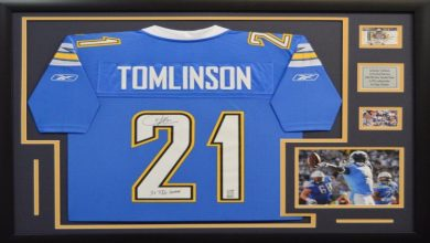 Photo of Framing for all jerseys!