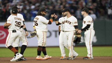 Photo of Larry Baer's Giants Achieve 90-50 Record for First Time Since 1913